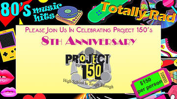 Joanna - Join Joanna at Project 150's 8th Anniversary at Tivoli Village