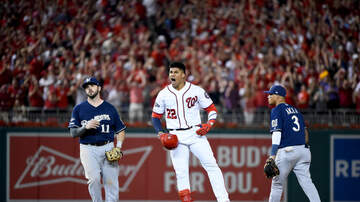 Brewers - Brewers season ends in NL Wild Card loss to Nationals 4-3