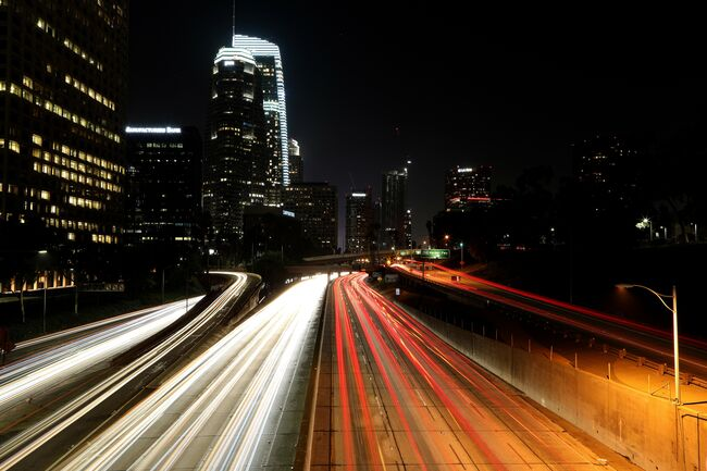 Los Angeles Cityscapes and City Views