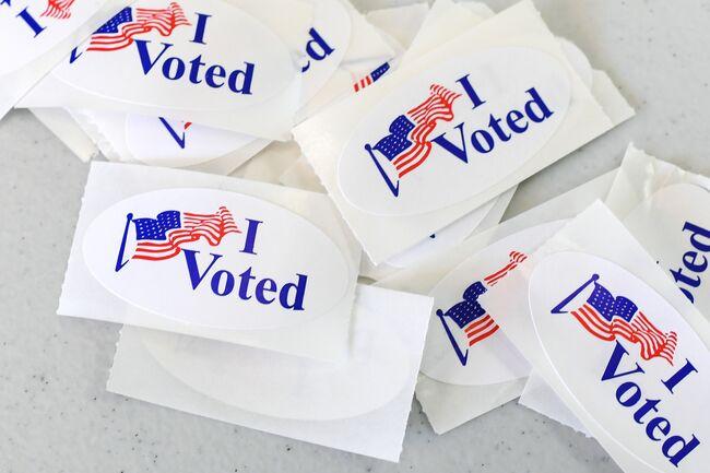 US-POLITICS-ELECTION-VOTE