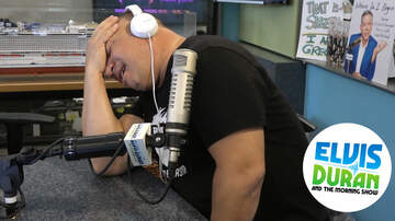 Elvis Duran - The Elvis Duran Show Reveals What They Will NOT Miss About Greg T