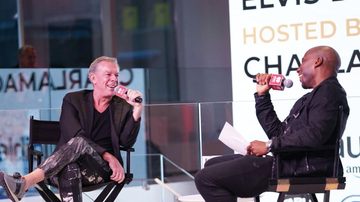 Elvis Duran - Elvis Duran Sits Down With Charlamagne Tha God To Talk 'Where Do I Begin?'