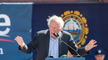 Politics - Bernie Sanders Hospitalized After Being Treated For Artery Blockage