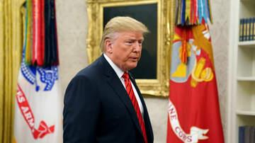 Politics - Trump Rages Against Impeachment Inquiry, Calls it a Coup