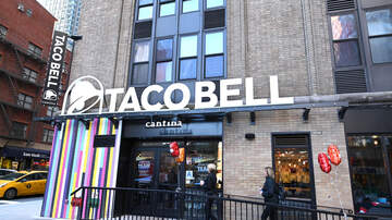 #iHeartPhoenix - A New Taco Bell Cantina Is Coming To Mill Ave In Tempe, AZ Very Soon