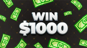Contest Rules - Listen to Win $1,000 Every Hour!