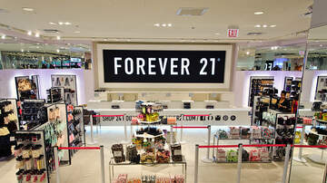 Jesse Lozano - Forever 21 Releases Closure List, Several LA Area Stores Are On It