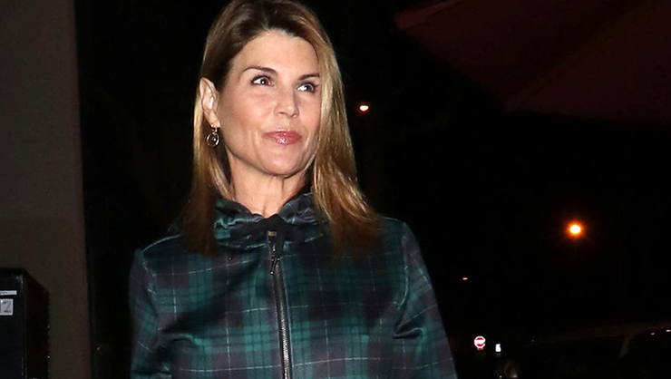 Lori Loughlin's Anxiety Is 'Through The Roof' As Court Date Approaches | iHeartRadio