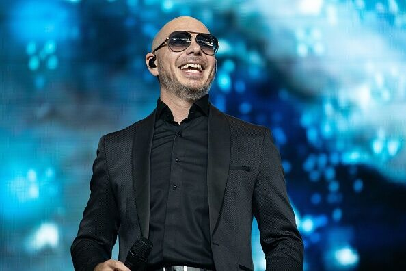 Pitbull - Getty Images