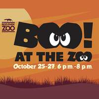 Win tickets to Boo at the Zoo!