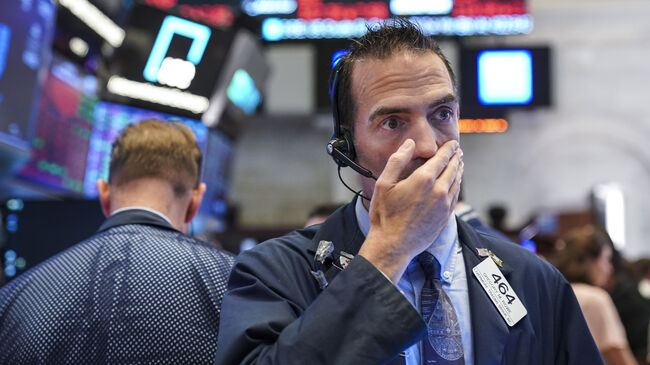 Dow Plunges Over 500 Points Amid Fears Of An Economic Slowdown