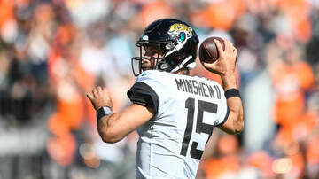 97.3 The Game News - Gardner Minshew Named NFL Rookie of the Month