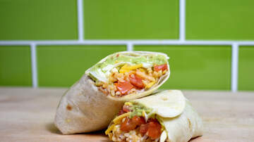 Jed Whitaker - Can You Handle The 4 Pound Burrito Challenge In Royal Oak?