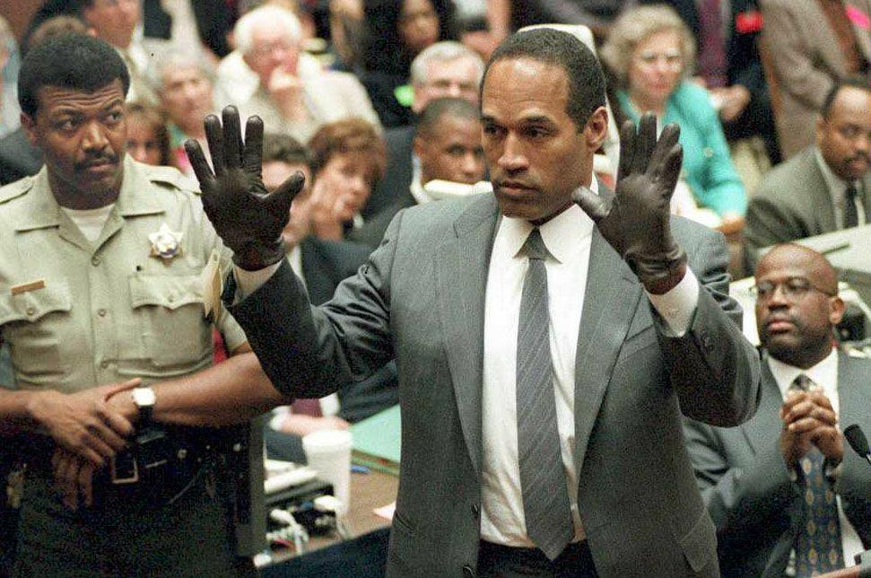 O.J. Simpson Beats Murder Rap 24 Years Ago Today