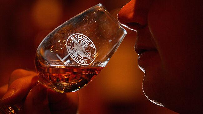 Whisky tasting At The Glenkinchie Distillery