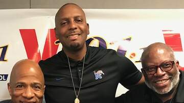 Mike Evans and The Memphis Morning Show - Coach Penny Hardaway And March Madness