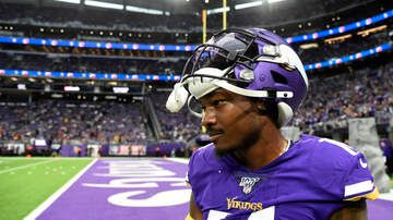 Vikings Blog - Stefon Diggs IS PRESENT at Vikings practice today...