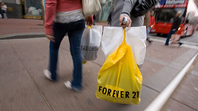 Forever 21 Releases List Of U.S. 178 Stores It Is Planning To Close