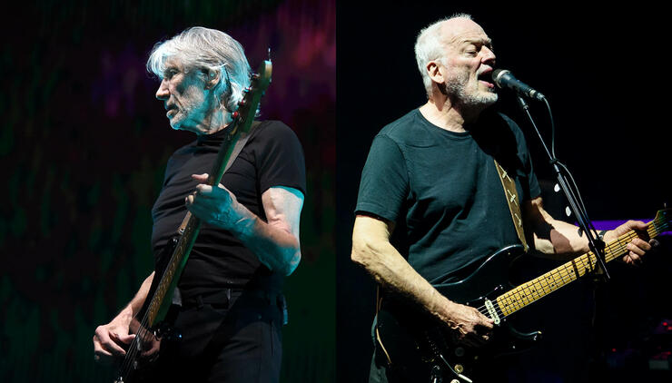 Roger Waters Says He Tried To Make Peace With David Gilmour This Summer | iHeartRadio