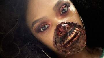 Monte Montana - Woman in zombie makeup has panic attack, goes to ER, hospital freaks out
