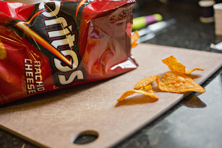 Doritos Just Dropped Sriracha-Flavored Chips To Spice Up Your Life   iHeartRadio