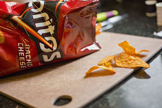Doritos Just Dropped Sriracha-Flavored Chips To Spice Up Your Life
