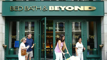 Brooke Morrison - Bed Bath & Beyond Closing 60 Stores In The Coming Months