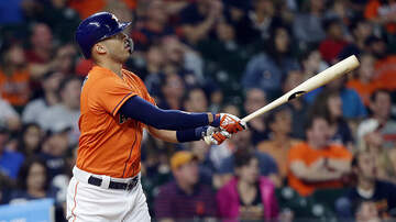 Local Sports - Astros Correa to play Friday in the team's playoff opener against Tampa Bay