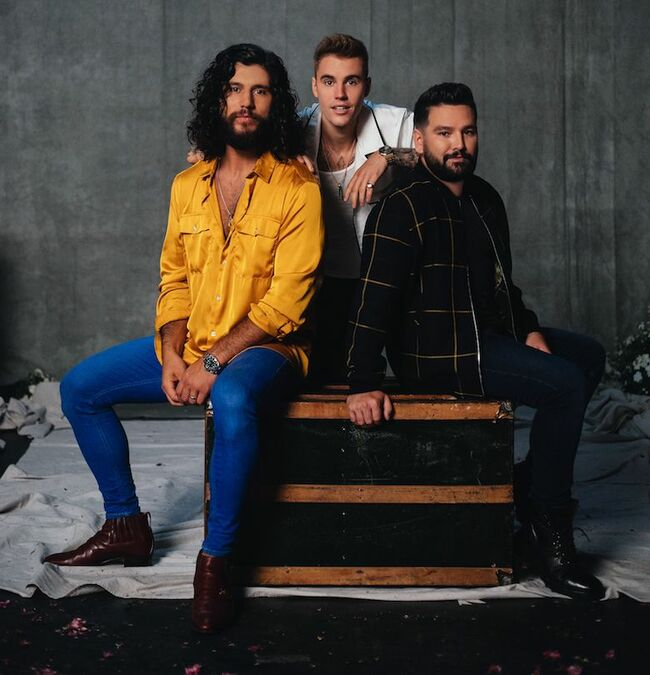 Dan + Shay & Justin Bieber Team Up For Romantic New Song