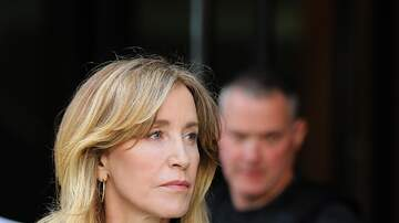 JTD in the Morning - Felicity Huffman Spent Her First Night In Jail