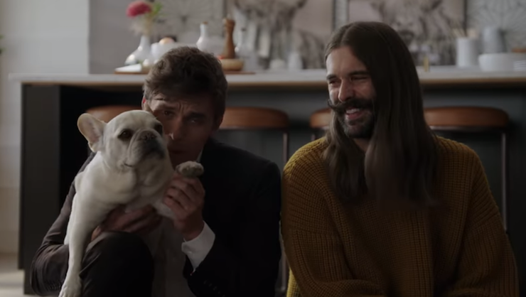 Bruley, The Cute Dog From 'Queer Eye,' Has Died From A Heart Attack   iHeartRadio