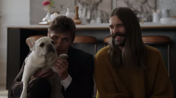 iHeartPride - Bruley, The Cute Dog From 'Queer Eye,' Has Died From A Heart Attack