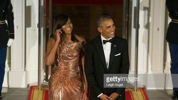 Sonya Blakey - Happy Anniversary to Barack & Michelle Obama!