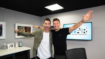 Ryan Seacrest - Andy Grammer Helps Ryan Seacrest Decide on a Tattoo: Watch