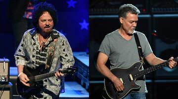Maria Milito - Steve Lukather Says There's No Drama Regarding Eddie Van Halen's Health