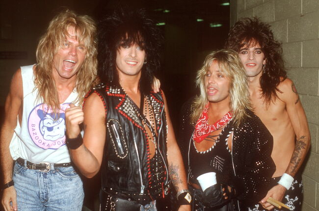 Photo of Motley Crue