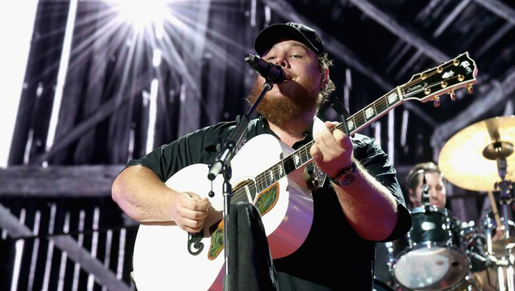 Luke Combs Brings Stadium To Tears With Performance Dedicated To Young Boy