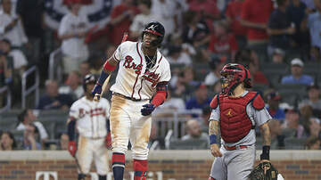 Sports Top Stories - Ronald Acuna Jr.'s Teammates Not Happy With His Lack Of Hustle In NLDS