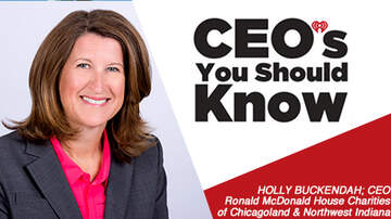 CEO's You Should Know - Holly Buckendahl; CEO, Ronald McDonald House Charities