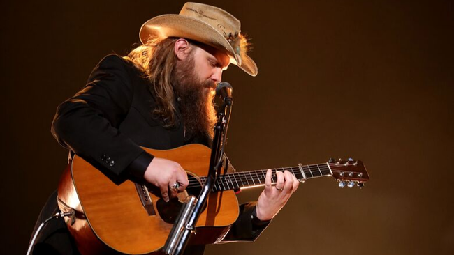 Chris Stapleton Announces 'A Concert For Kentucky' Benefit