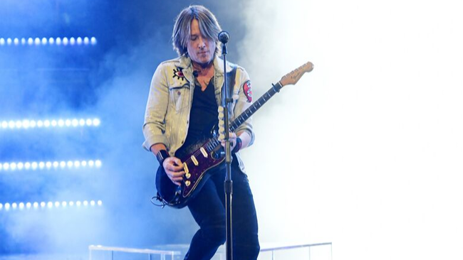 Keith Urban Announces 'All For The Hall' Benefit Concert Lineup