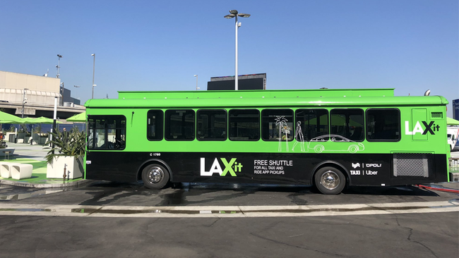 LAX: Ending Curbside Ride-Hail, Taxi Pickups Needed to Relieve Traffic