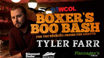 None - Boxer's Boo Bash starring Tyler Farr