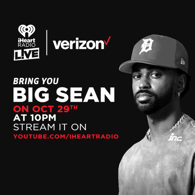 Big Sean to Perform Exclusive Harlem Show: How to Watch