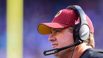 WMZQ Trending - Jay Gruden Fired As Redskins Head Coach