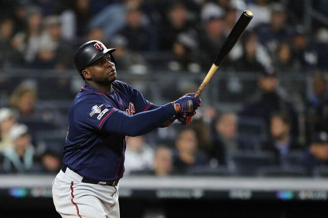 Divisional Series - Minnesota Twins v New York Yankees - Game One