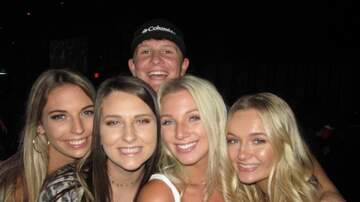 Austin James - Texas Club party pictures 9.28.19