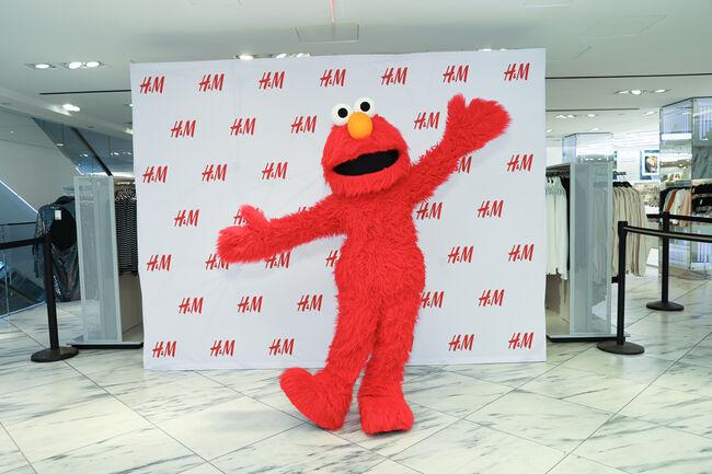 H&M x Sesame Street