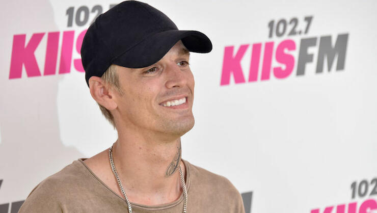Aaron Carter Says He's Moving Out Of 'Foul' America | iHeartRadio
