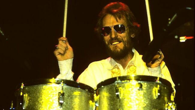Ginger Baker Live In New York
